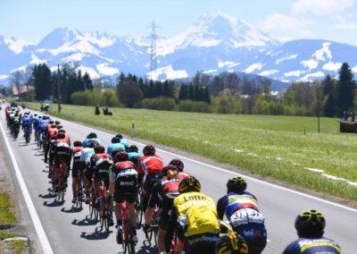 Cycling: 71st Tour de Romandie 2017 / Stage 4