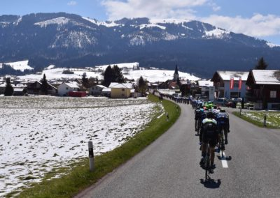 Cycling: 71st Tour de Romandie 2017 / Stage 4