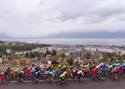 Cycling: 71st Tour de Romandie 2017 / Stage 2