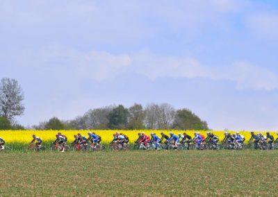 Cycling: 71st Tour de Romandie 2017 / Stage 3