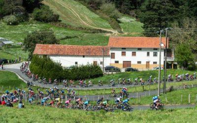 Itzulia Basque Country: Primoz Roglic fights back