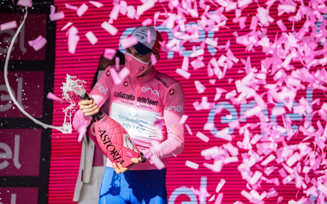 Giro d'Italia : Bernal takes control