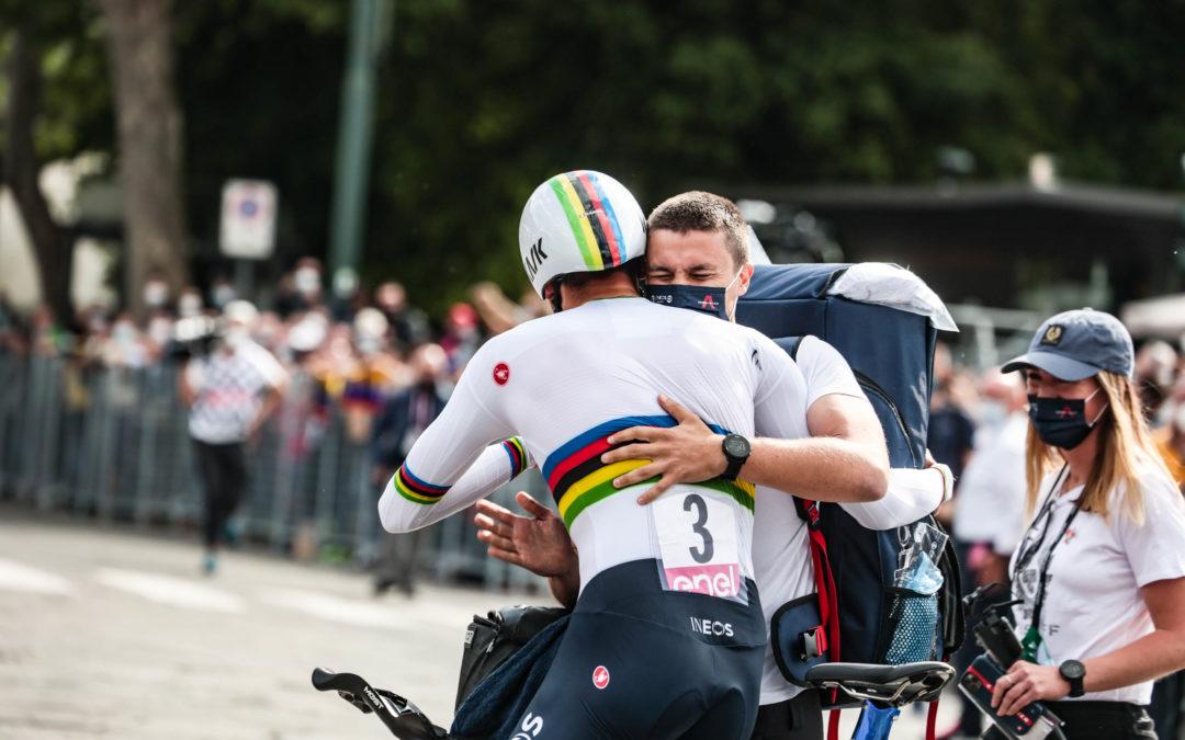 The Giro d'Italia has begun!