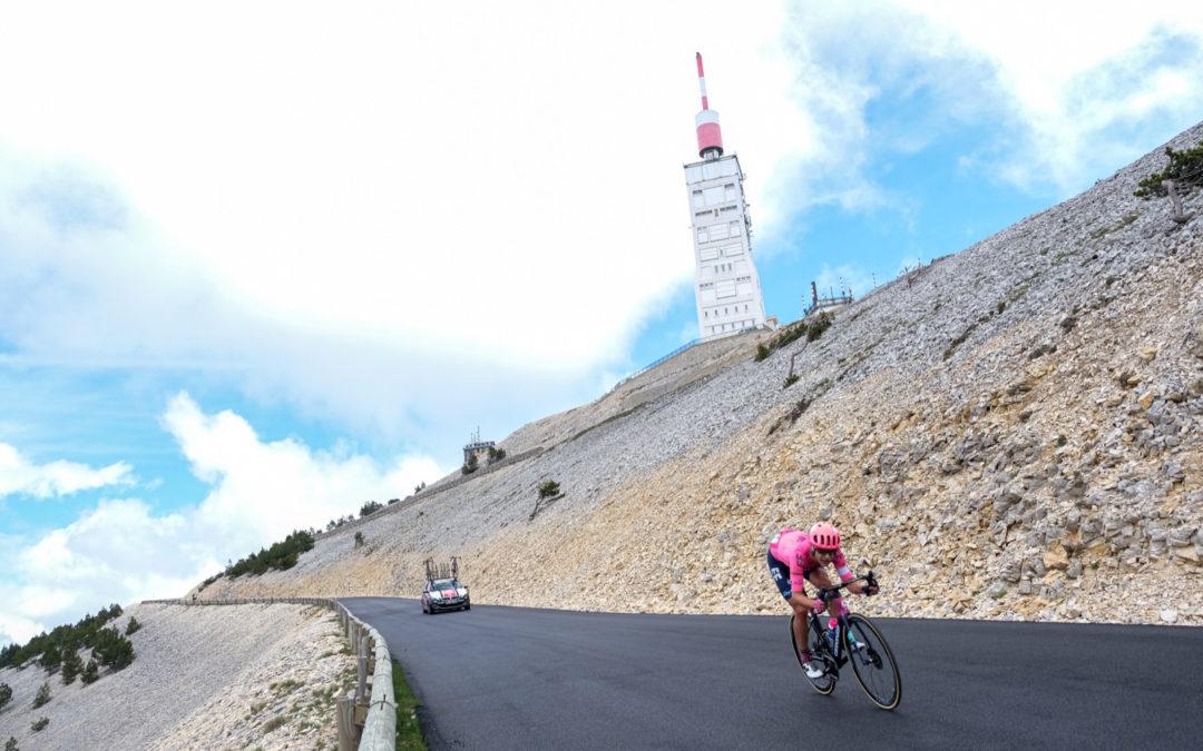 Ventoux, Tour de Suisse, Occitanie and Belgium in the program