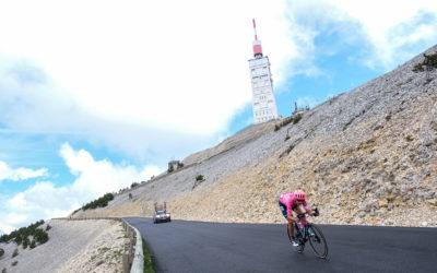 Mont Ventoux, Tour de Suisse, Belgique et Occitanie au programme
