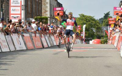VOO Tour de Wallonie : Simmons ouvre son palmarès