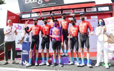 Vuelta a Burgos : Landa en gestionnaire