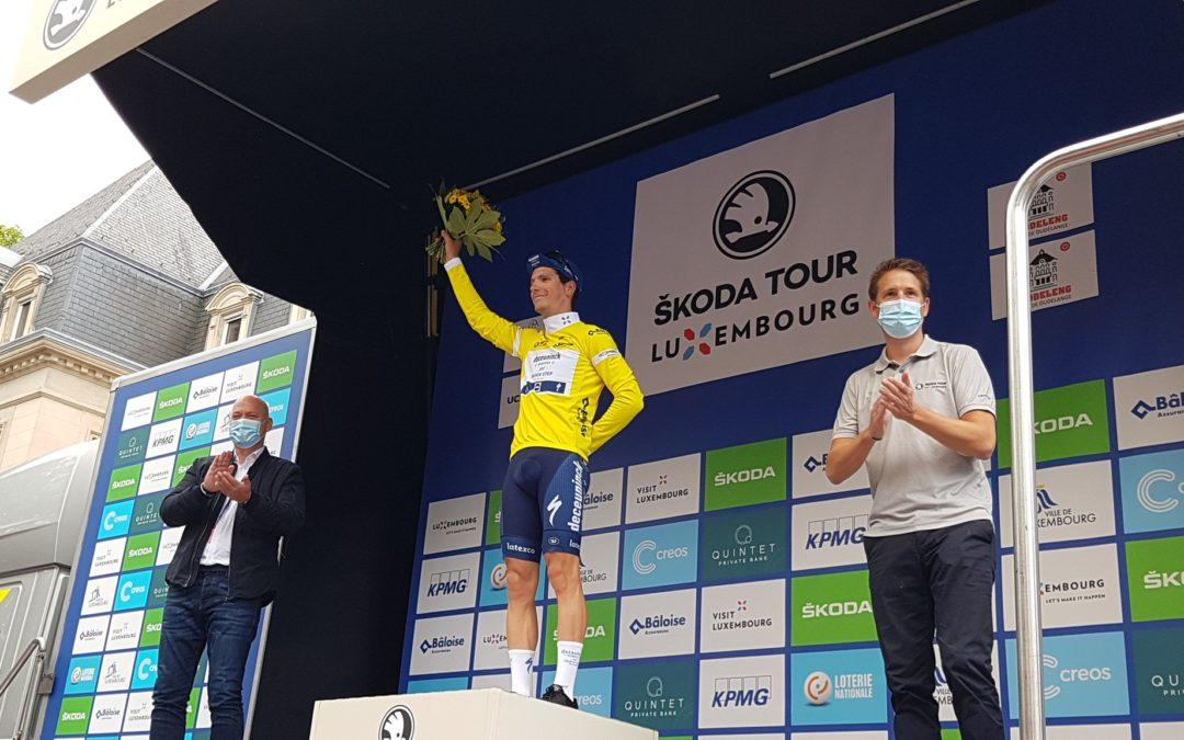Skoda Tour de Luxembourg: Almeida masters it