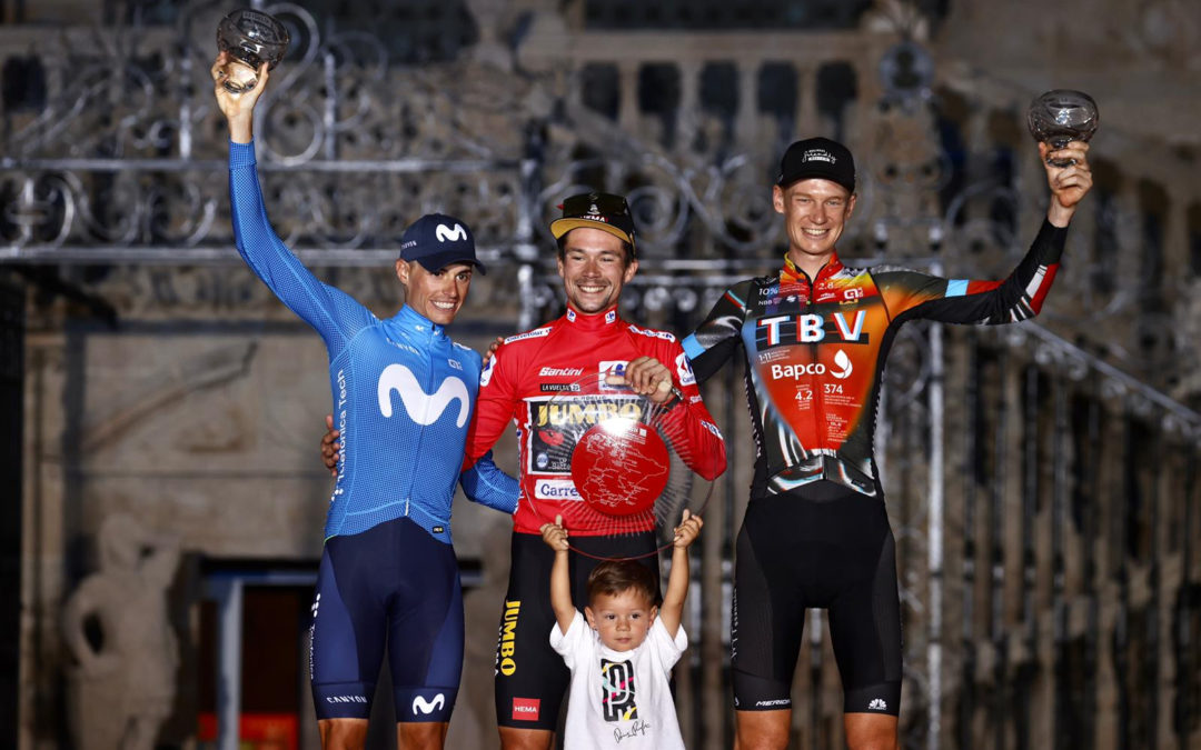 Vuelta ciclista a Espana: Roglic the Spaniard