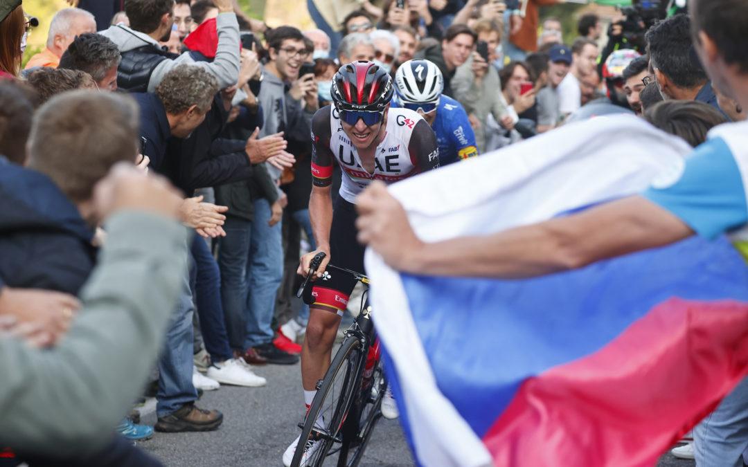 Il Lombardia: Pogacar extends his domination